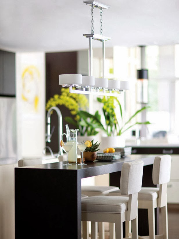 2014 Bright Ideas for Kitchen Lighting  Modern Furniture Deocor