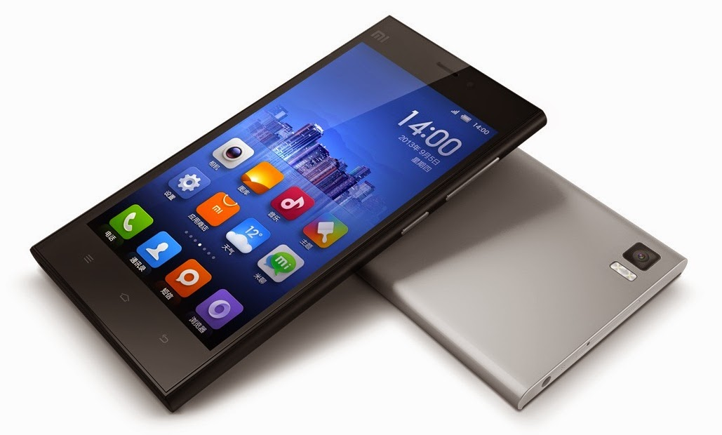 Spesifikasi Xiaomi Mi 3