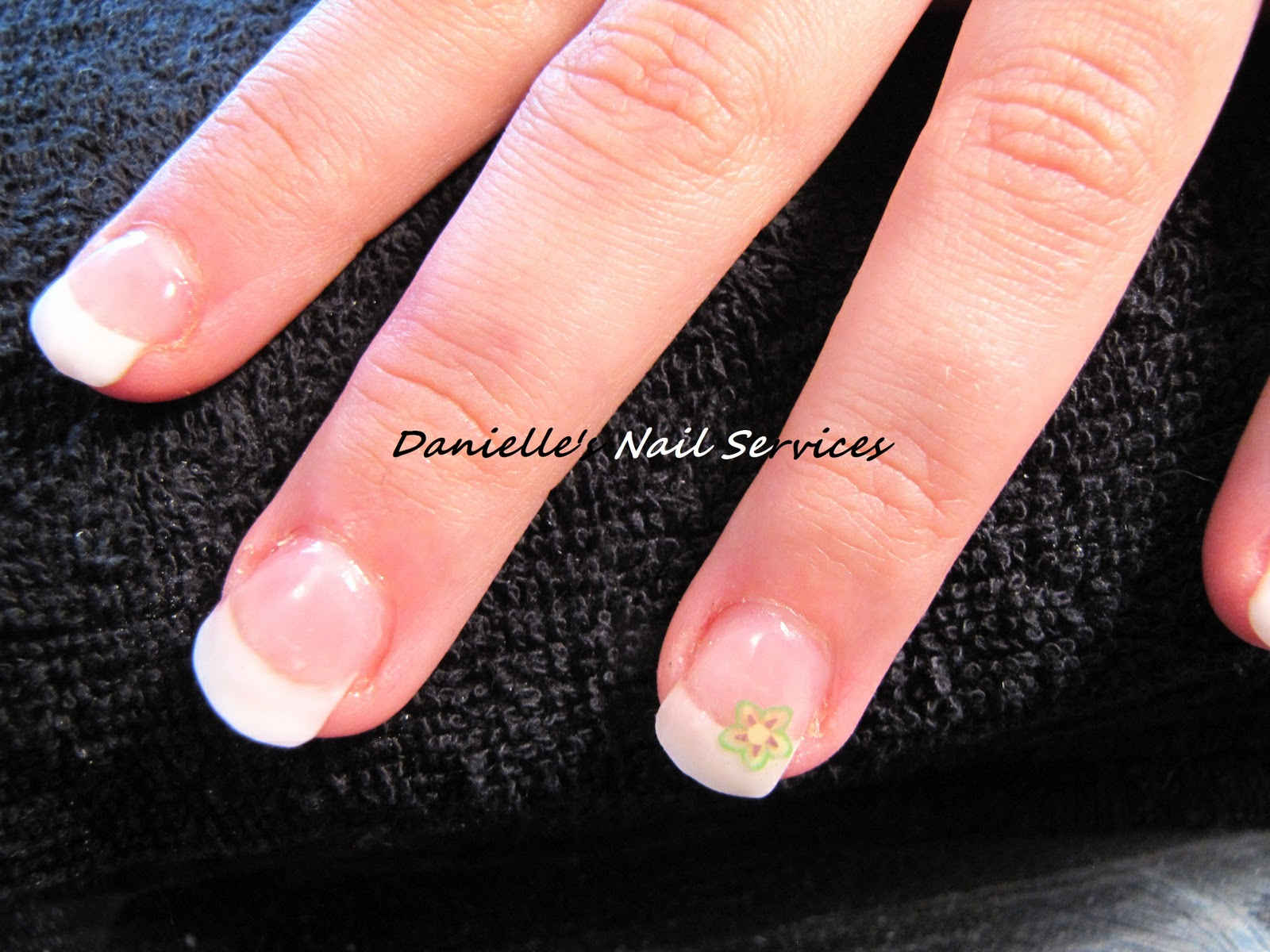 Danielle's Nail Services: September 2011 Nails - Beginning ...