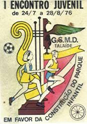 I ENCONTRO JUVENIL TALAÍDE 1976