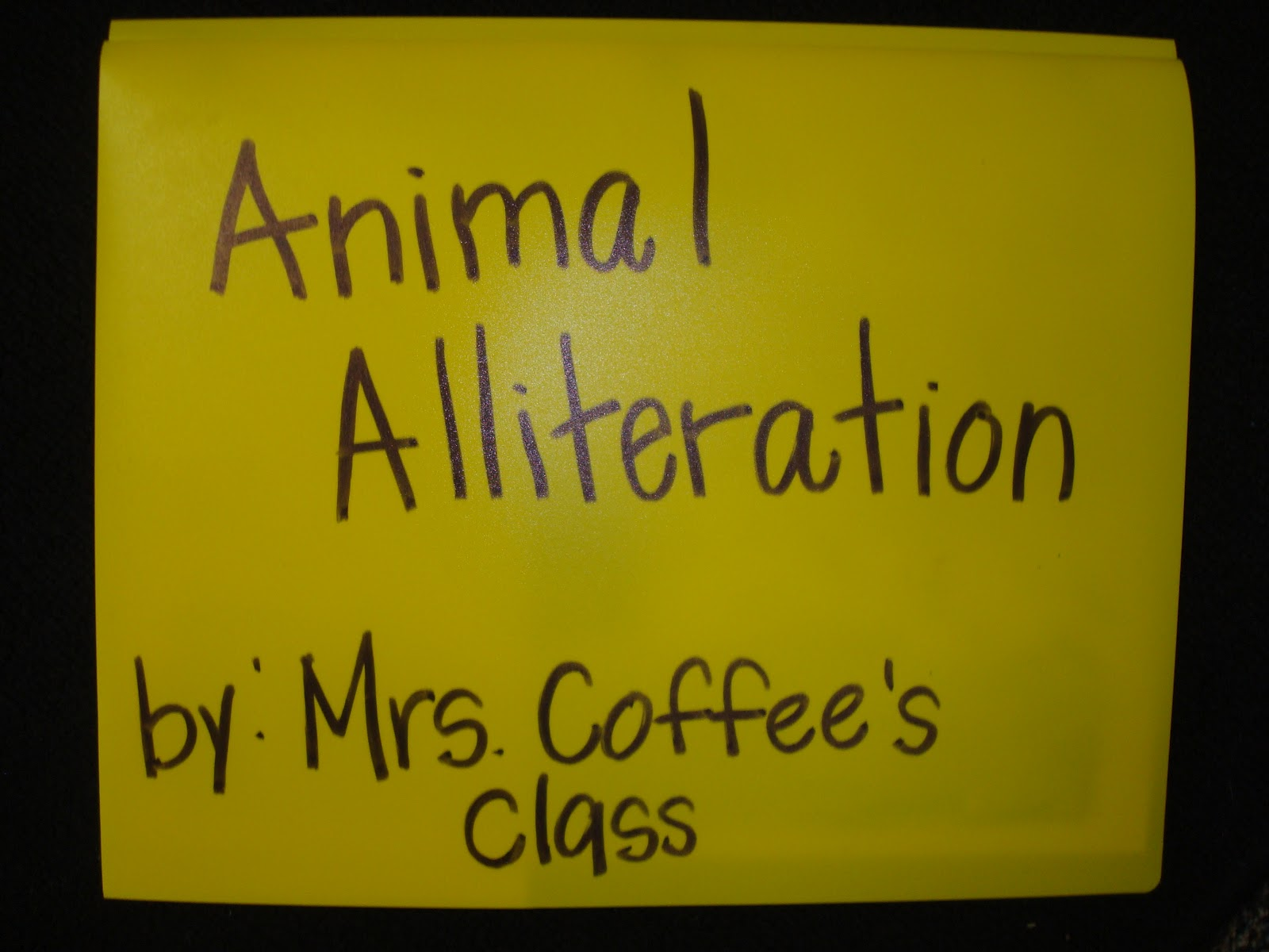 Mrs. Coffee's 2nd Grade Class: Poetry - Rhyming ...