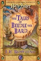 bookcover of Tales Of Beedle The Bard by JK Rowling