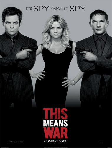This Means War (2012) Online Latino