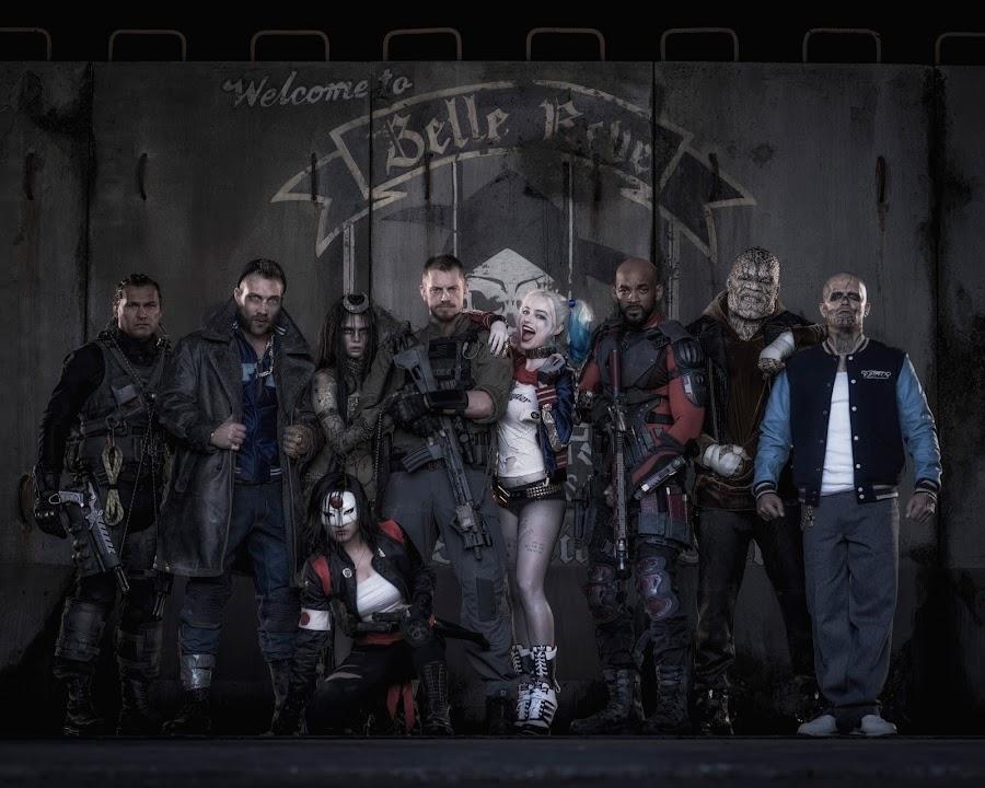 ตัวอย่างหนังใหม่ : Suicide Squad (ทีมพลีชีพ มหาวายร้าย) ซับไทย banner1