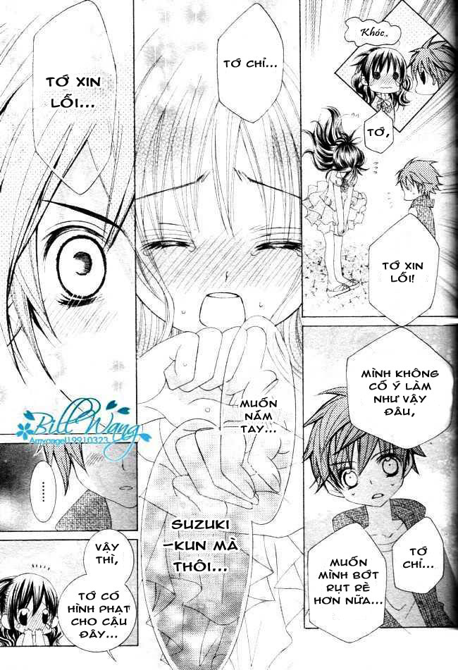 Suki desu Suzuki-kun!! Chapter 12 - Trang 13