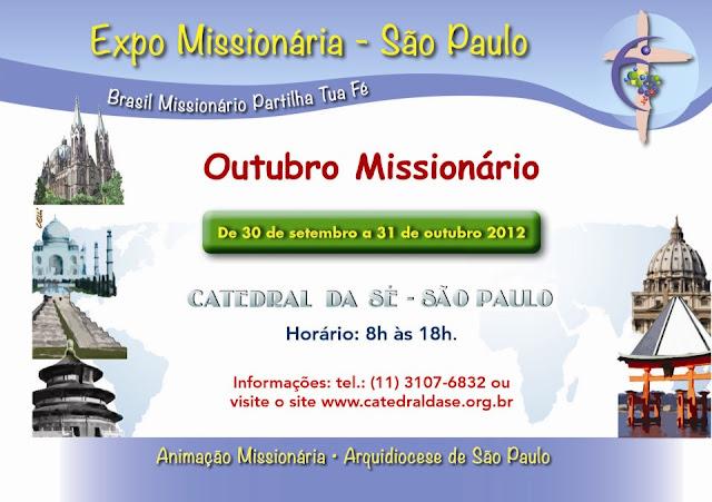 Expo Missionária em São Paulo