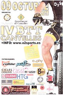 IV BTT CANYELLES