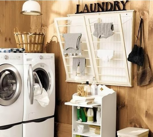 Laundry room decorating ideas home decorating ideas for Laundry room design ideas