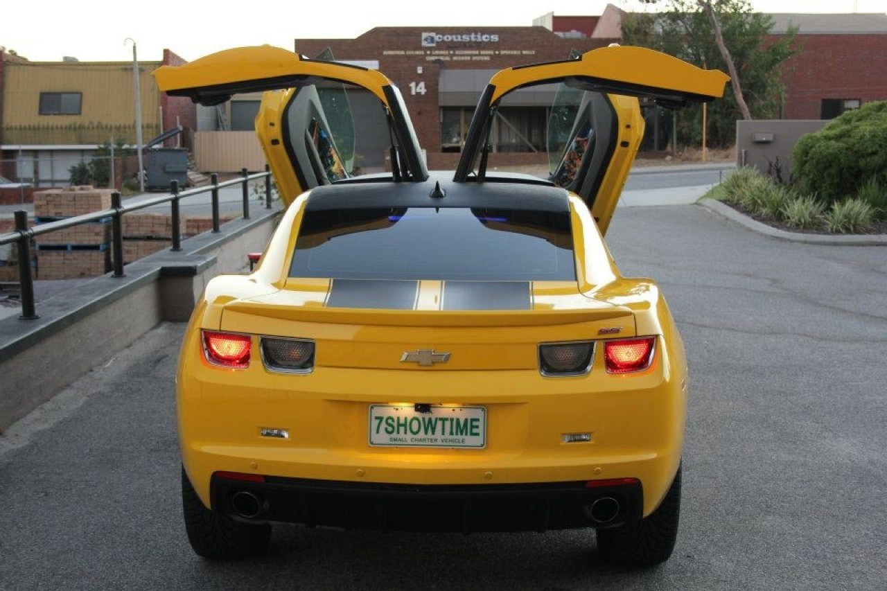 Bumble Bee Camaro Transformers For Sale