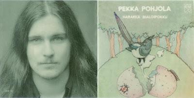 Pekka Pohjola – Harakka Bialoipokku (B The Magpie) 1974 (Love Records)