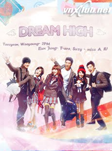 Dream High 2011 movie poster