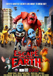 Escape from Planet Earth [2013] [NTSC/DVDR] Ingles, Subtitulos Español Latino