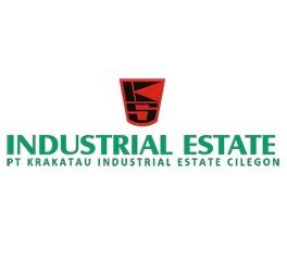 Logo PT Krakatau Industrial Estate Cilegon