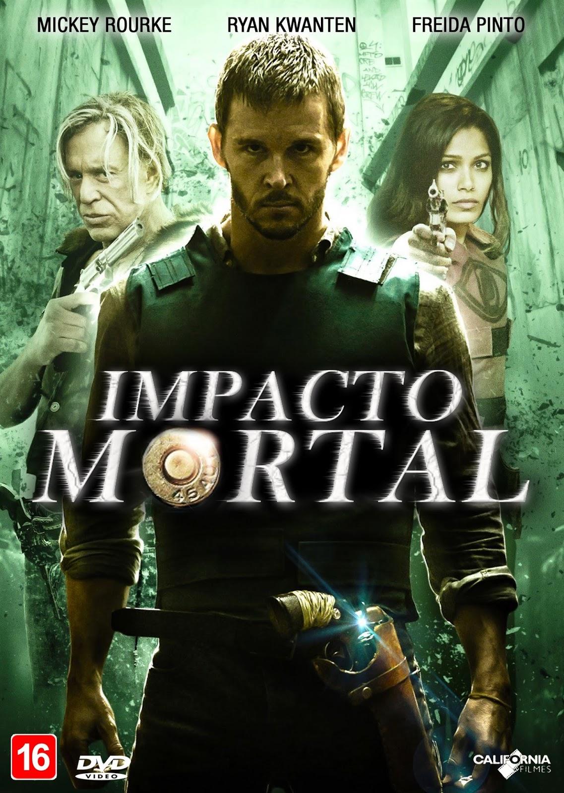 Impacto Mortal – Dublado (2015)