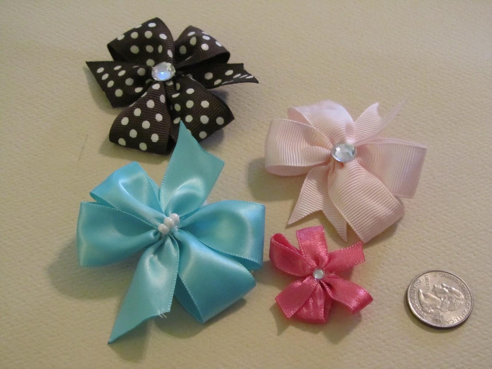 wayward girls u0026 39  crafts  hair bows