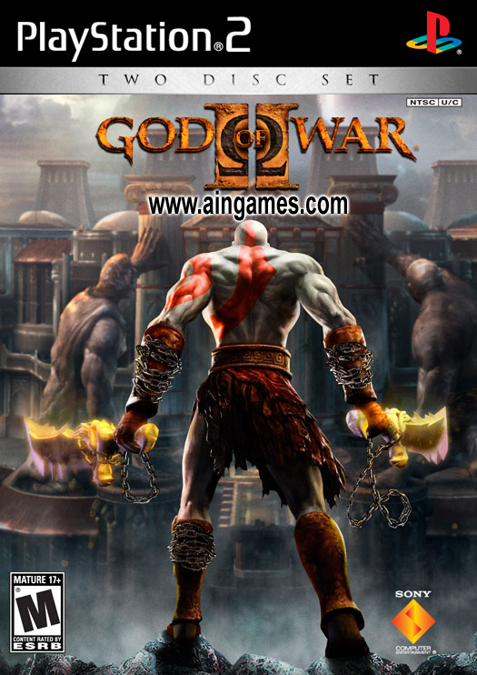 Download Game God Of War 2 - Full Rip Version Mediafire 200 MB - PC