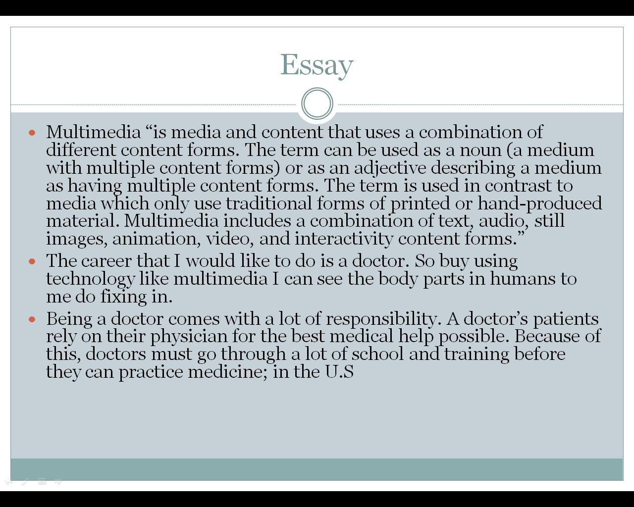 essays mutimedia Collected layers multimedia essays.