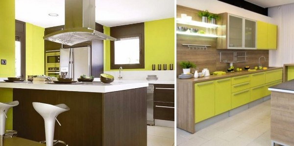 Noti-Técnico (Decoración) : Pinta la cocina de colores alegres
