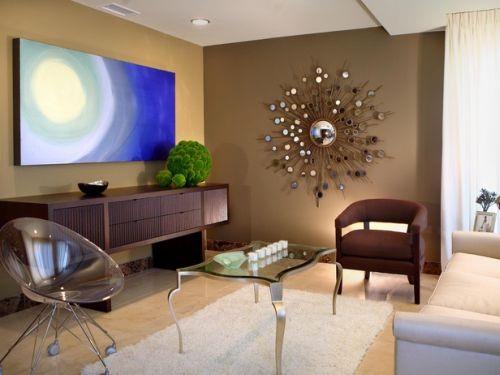Salas de Diseño Contemporáneo Ammie Kim  DECORAR, DISEÑAR Y