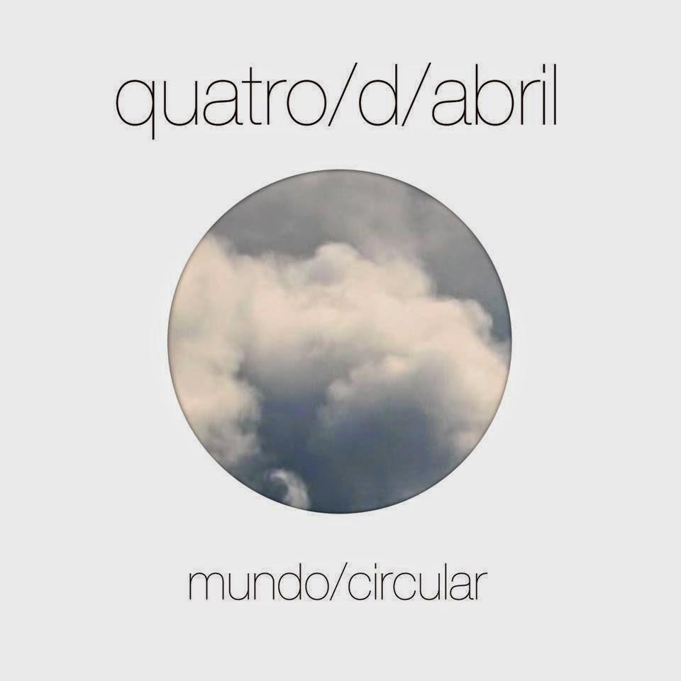Quatro D Abril portada disco