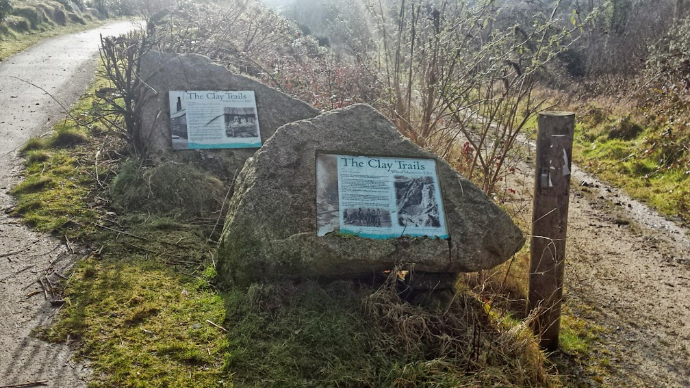 The St Austell Clay Trails
