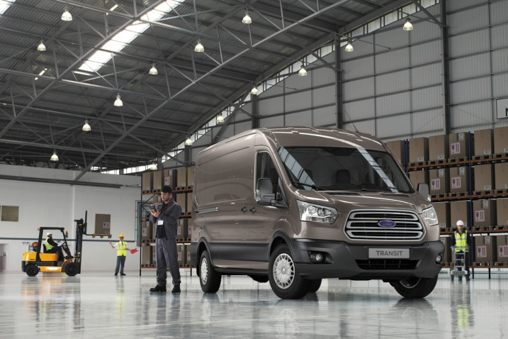 2014 Ford Transit and Transit Connect Debut