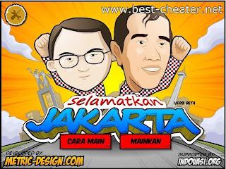 "Game ""Selamatkan Jakarta"""