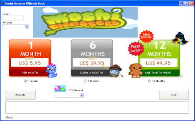 Moshi Monsters Cheats Free Membership!