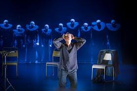 James Gilchrist as Jephtha, Buxton Festival