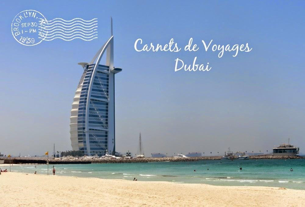 Carnets de Voyages: Dubaï