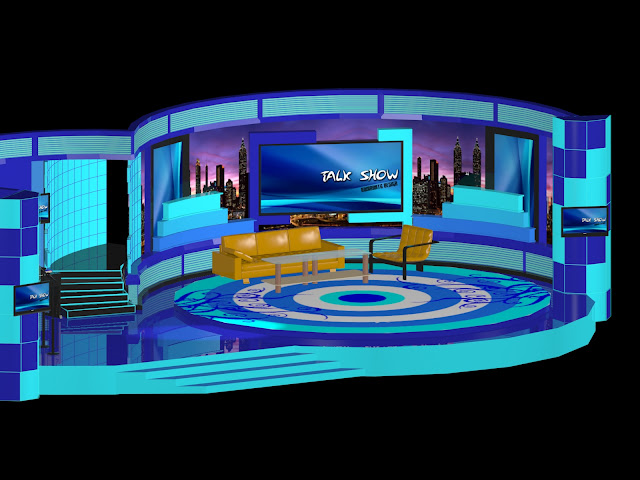 Talk Show Set Talk Show Set Design