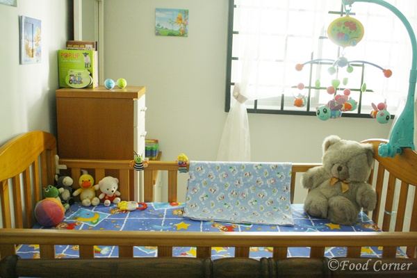 Baby Boy Nursary Room