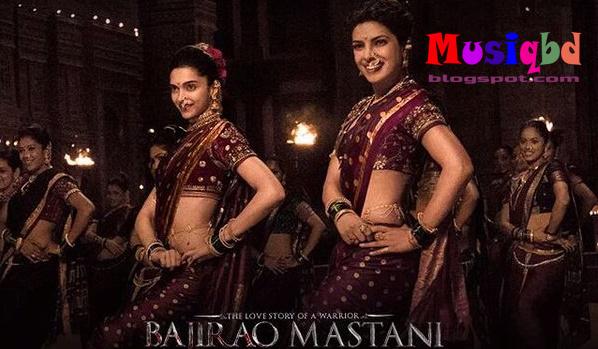 Pinga By Shreya Ghoshal & Vaishali Made-Bajirao Mastani (2015) Hindi Movie Mp3 Song Download