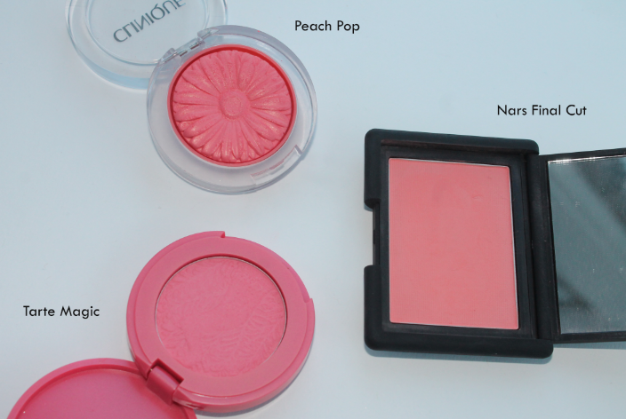 clinique cheek pop comparisons