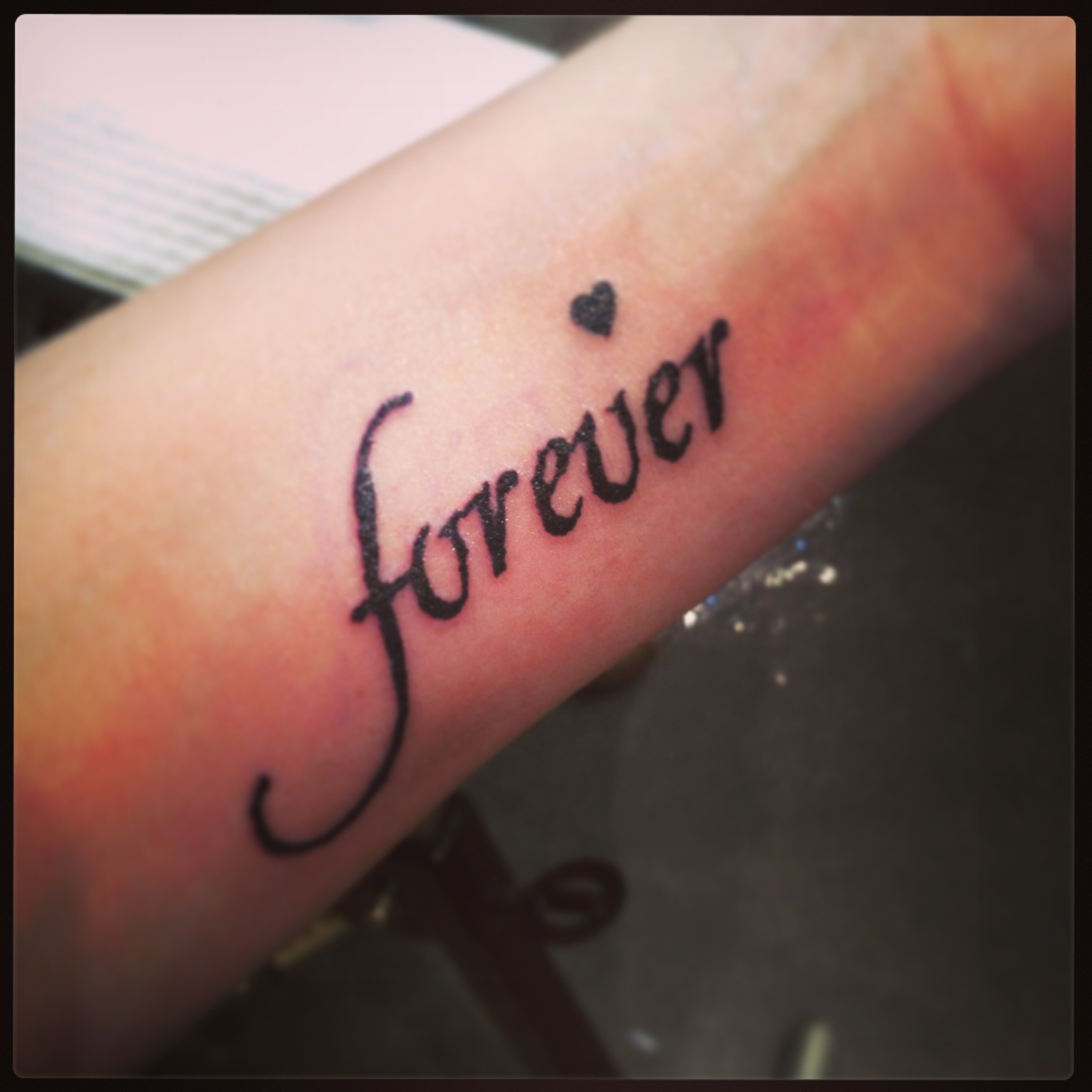 Twilight saga inspired tattoos forever for Together forever tattoo