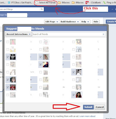 How To Invite All Friends To Like Page Just In One Click (Easy Way) - FOCSoft