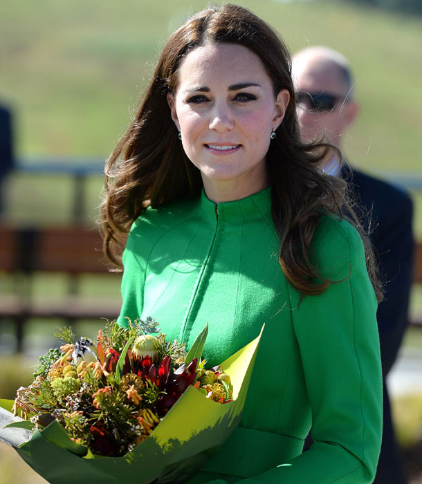 Kate was forced to cancel three engagements after it was announced on April 8 that she was pregnant with the couple's second child.