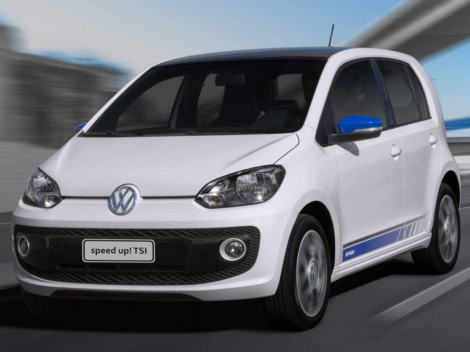 Volkswagen Up! TSI - Chocolate que emagrece