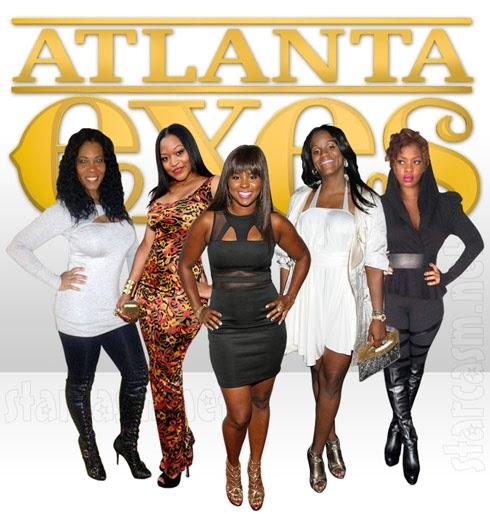 Atlanta Exes Starring Tameka Foster Raymond