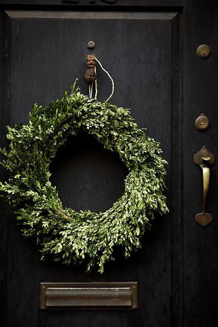 Aconchegante decoração de Natal | Imagem por Nicole Franzen