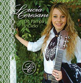 ESCUCHÁ EL ÚLTIMO CD DE LUCÍA