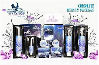 Aura Glow Paket Diamond Series