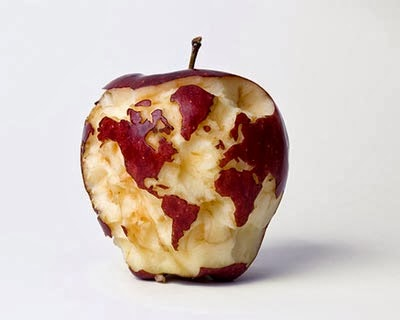 BLW manzana