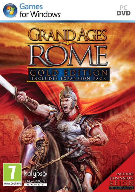 Grand Ages Rome Download Cover Free Game