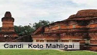 Candi Kota Mahligai