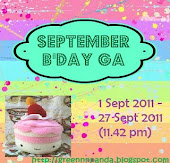 September Birthday GA