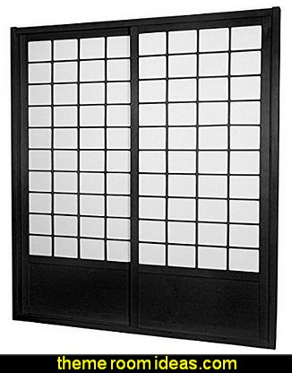 7 ft. Tall Zen Shoji Sliding Door Kit