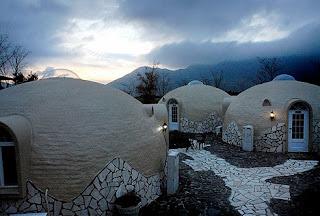dome house home unique villa design earthquake resistant buildings