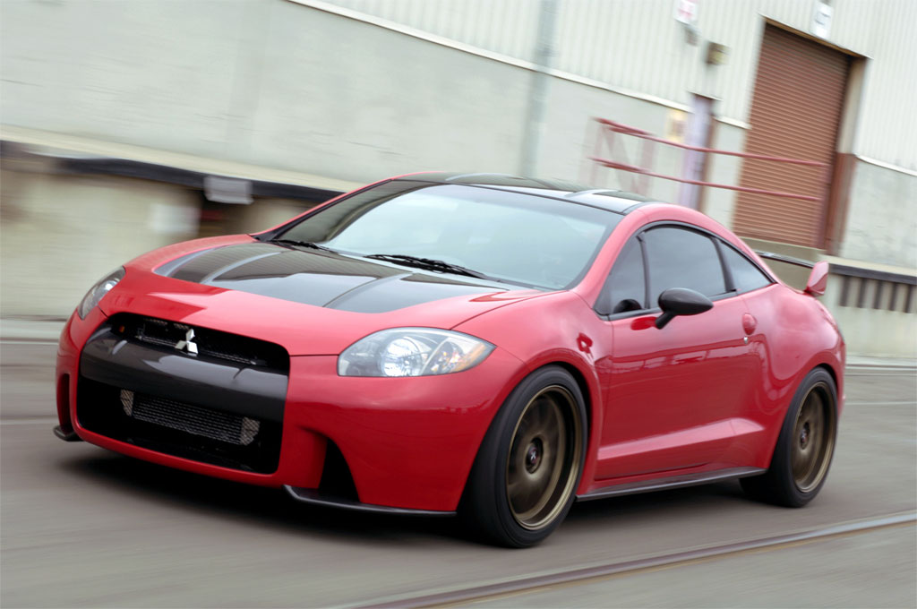Mitsubishi Eclipse Wallpaper