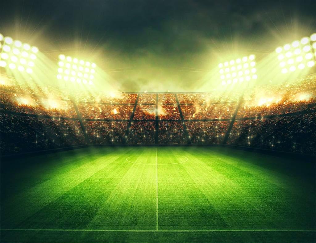 Fondo de estadio de fútbol en jpg | Recursos Photoshop